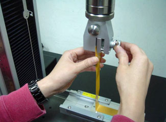 Peel Adhesion Tester Test Machine Equipment